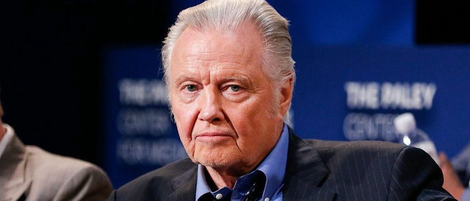 Actor Jon Voight on stage at PaleyLive - An Evening With 'Ray Donovan' at The Paley Center for Media on July 26, 2016 in Beverly Hills, California