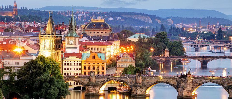 Prague Shutterstock/TTstudio