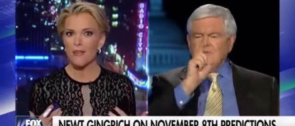 Megyn Kelly, Newt Gingrich (YouTube)