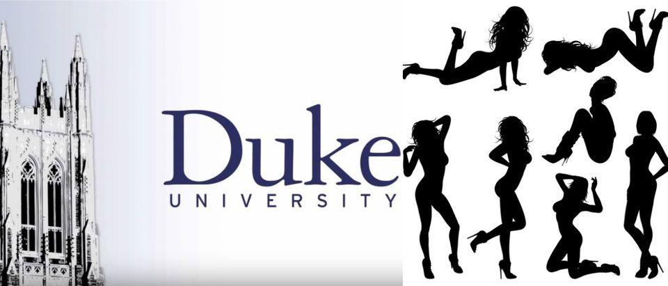YouTube screenshot/Duke University, Shutterstock/Telnov Oleksii