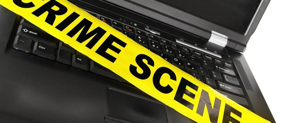 crime-scene via Shutterstock.