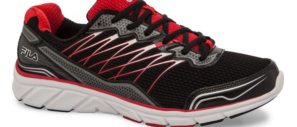 This FILA running shoe is 64 percent off (Photo via eBay)