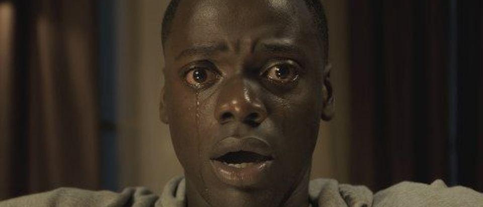 "Jordan Peele's ""Get Out"" trailer (Photo credit: Screenshot/YouTube Universal Pictures)"