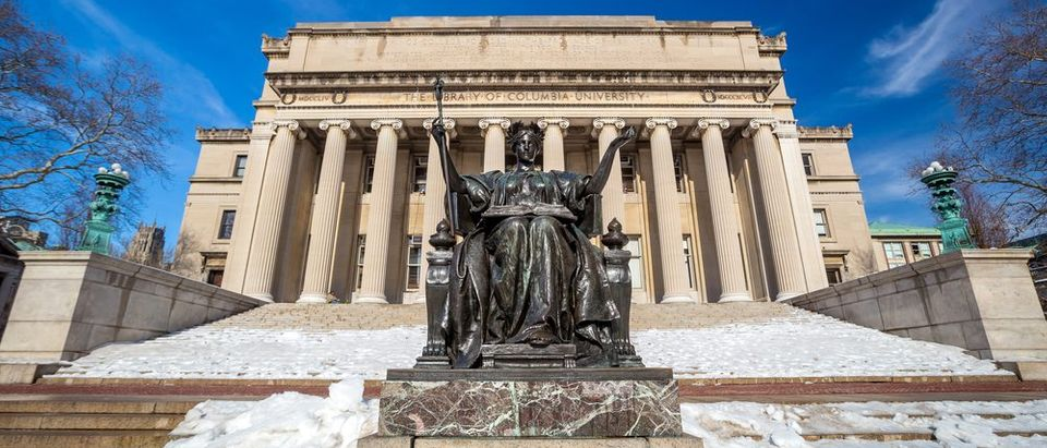 Columbia University of New York in winter (Photo: Shutterstock)