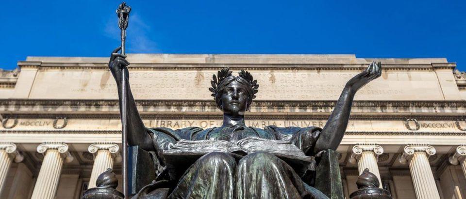 Columbia University in New York. [Shutterstock/f11photo]