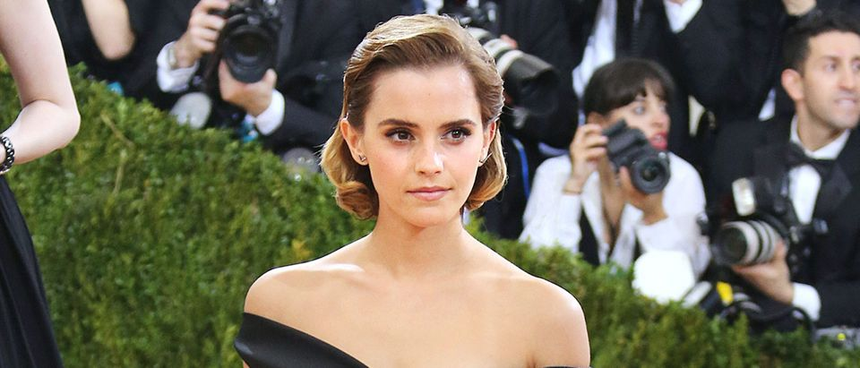 Emma Watson (Photo credit: Splash News)