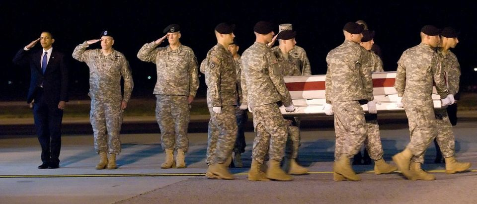 Dignified Transfers Arrive at Dover AFB