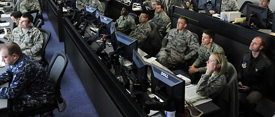 Air Force Emergency operations command