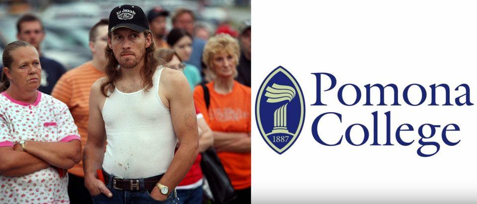 Pomona College White People