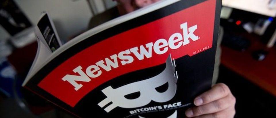 US-MEDIA-NEWSWEEK