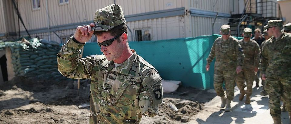 Wounded Soldiers Visit Afghanistan with Operation Proper Exit