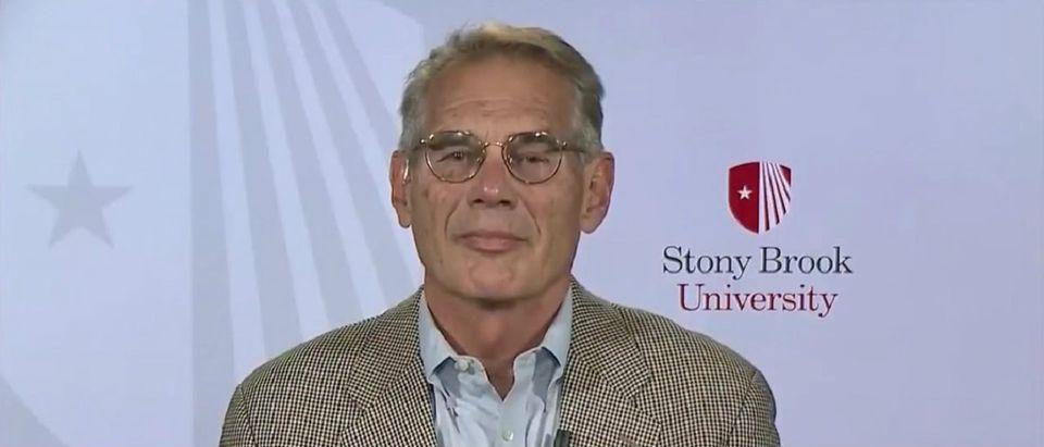Helmut Norpoth YouTube screenshot/RT America