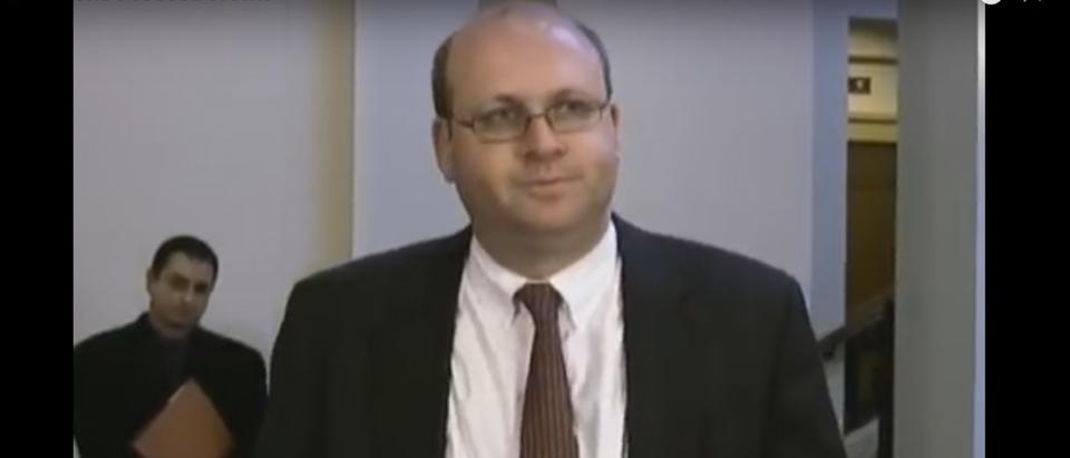 Democratic super lawyer Marc Elias. YouTube screen grab: https://www.youtube.com/watch?v=YIWlJ4AeyOQ