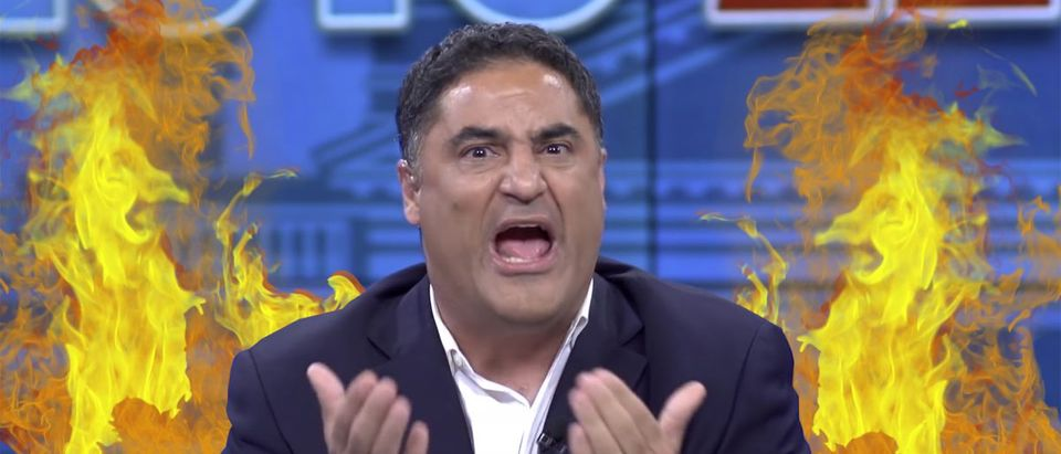 Cenk Uygur (Photo: Screenshot/The Daily Caller)