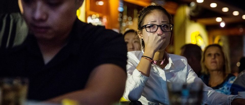 U.S. Election Reaction In Taipei