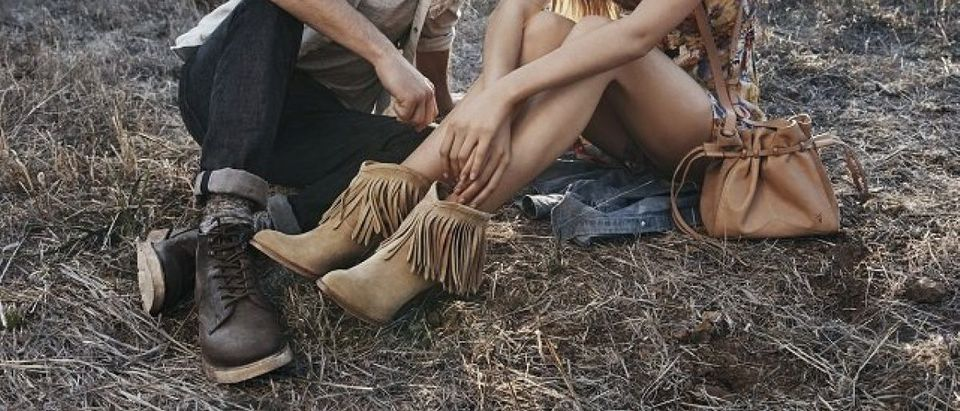 Frye boots are as much as 60 percent off (Photo via Amazon)