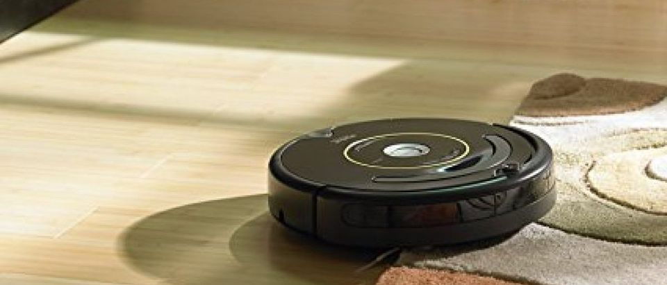 As far as cleaning goes, the Roomba is a game-changer (Photo via Amazon)