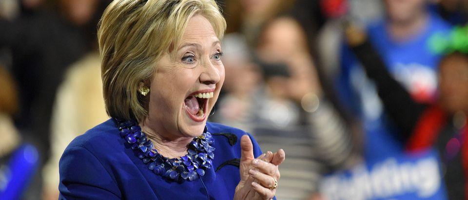Hillary Clinton (Credit: a katz / Shutterstock.com)