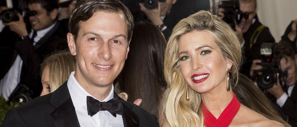 Jared Kushner and Ivanka Trump (Credit: Ovidiu Hrubaru / Shutterstock.com)
