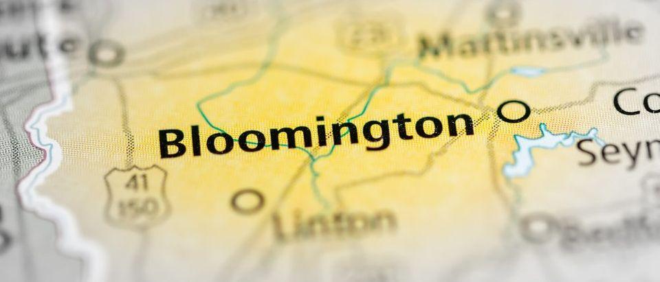 Bloomington. Indiana (Photo: sevenMaps7/Shutterstock)