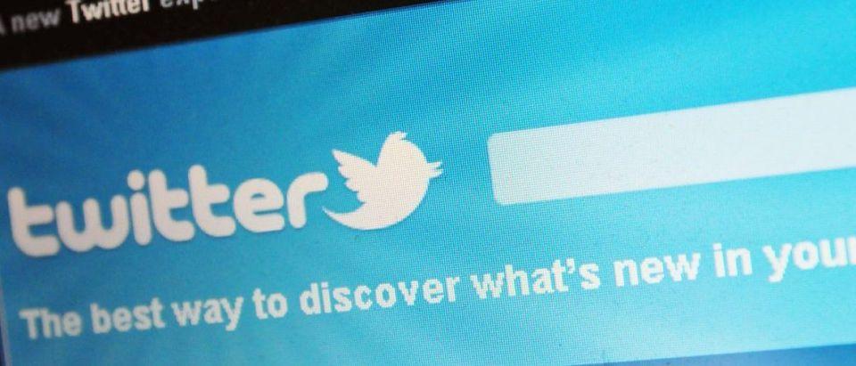Twitter search bar (Shutterstock)