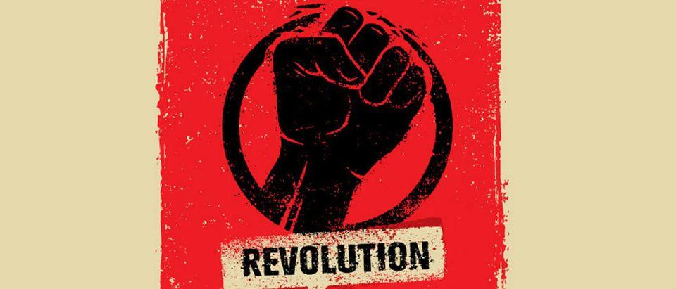 communist fist revolution Shutterstock/wow.subtropica