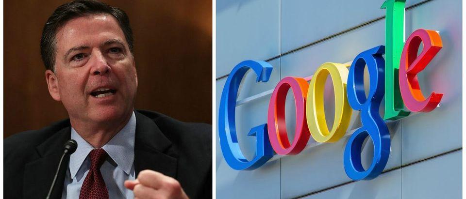 comey-google