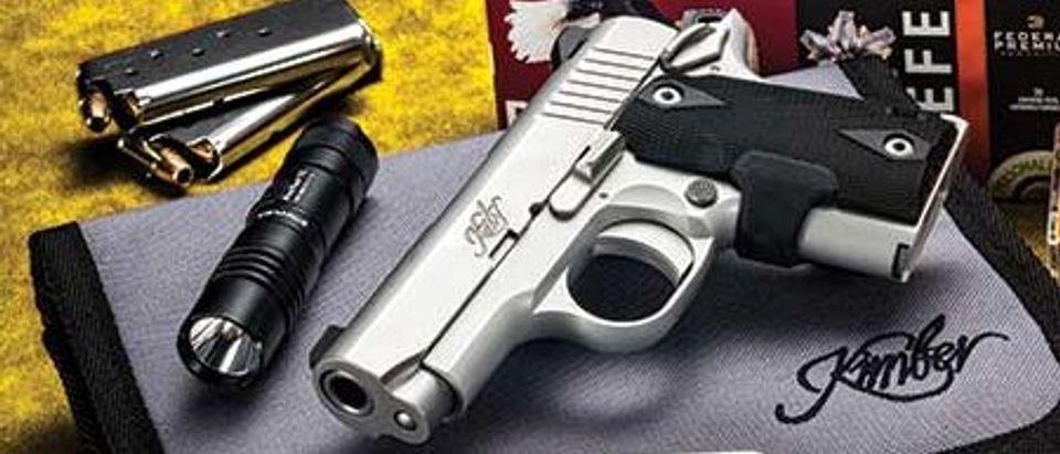 Gun Test: Kimber Micro 9 | The Daily Caller
