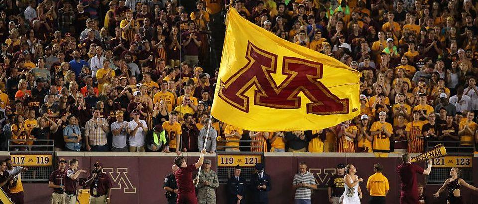 Oregon State v Minnesota