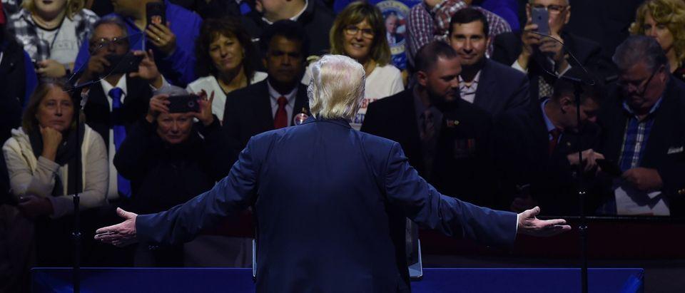 POLITICS-US-TRUMP-PENCE