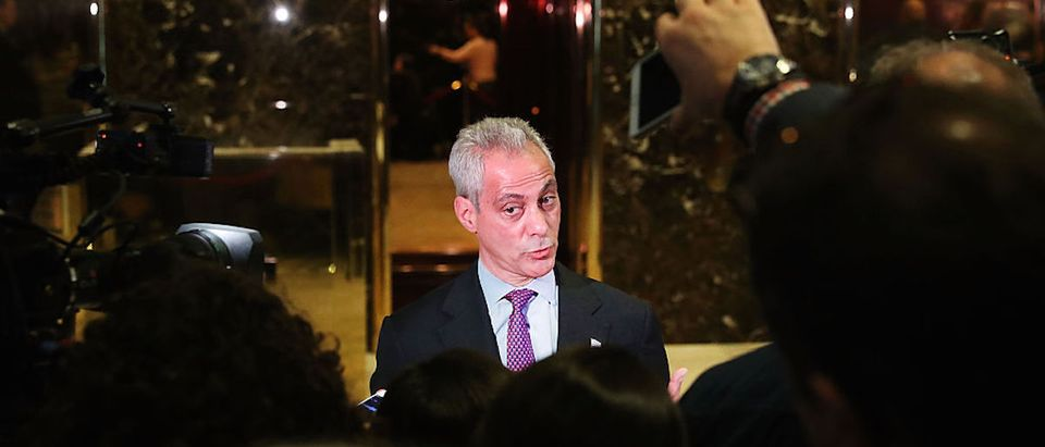 President-Elect Donald Trump Holds Meetings At Trump Tower