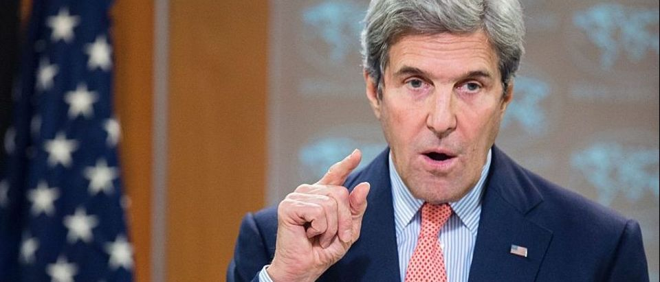 John Kerry (Getty Images)