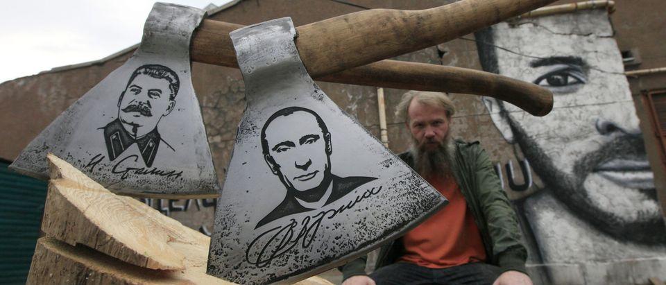 Putin Axe