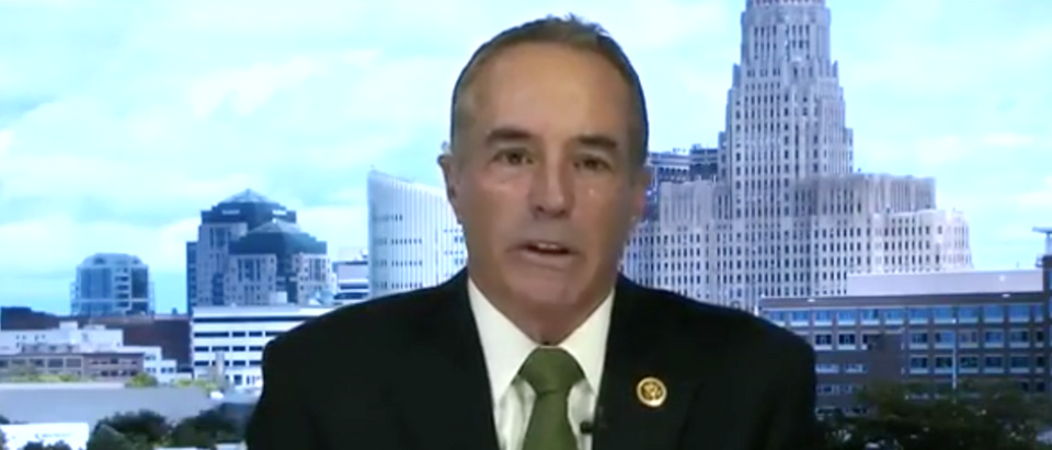 Rep. Chris Collins (R-NY) (Fox News Channel Video Screen Capture)
