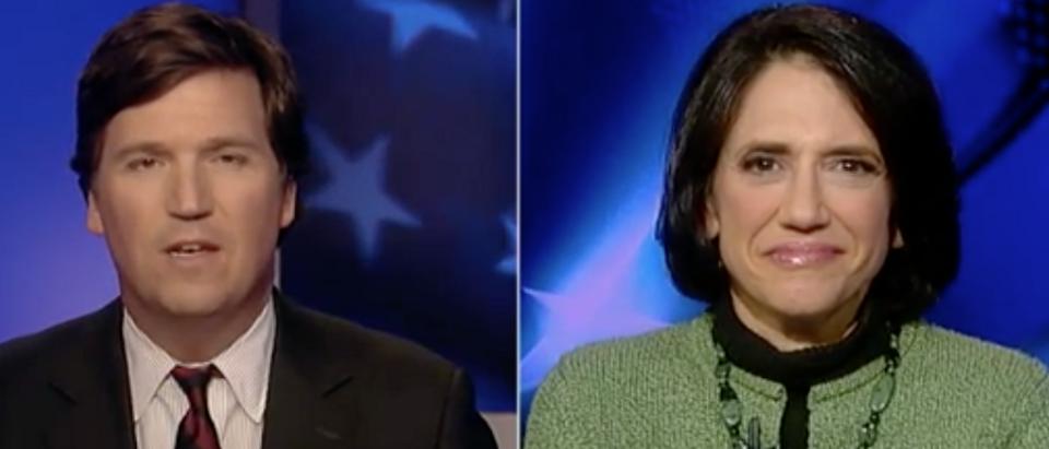 "Screen shot ""Tucker Carlson Tonight""/Fox News"