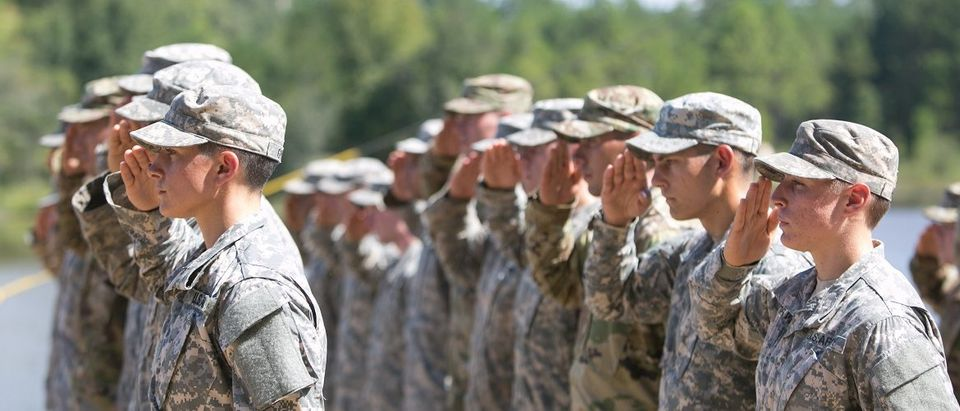 First Two Females In Army's Ranger Program Graduate From Intensive Ranger School