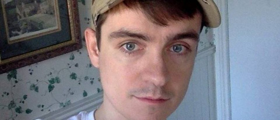 Facebook photo of Alexandre Bissonnette, a suspect in a shooting at a Quebec City mosque