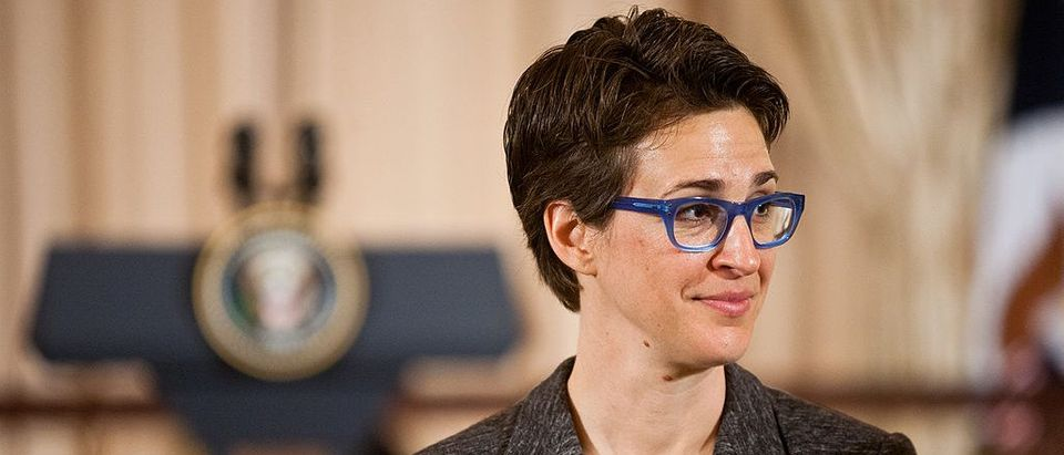 Rachel Maddow Getty Images)