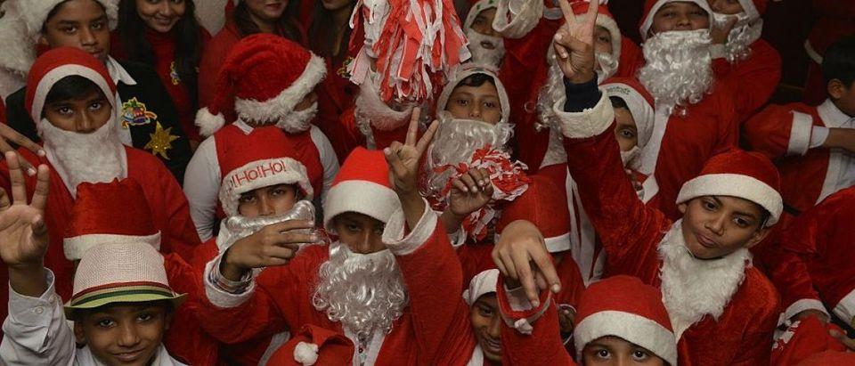 PAKISTAN-RELIGION-CHRISTMAS