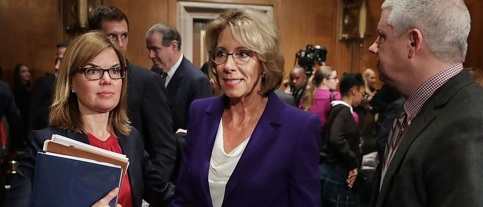 Betsy DeVos (Getty Images)