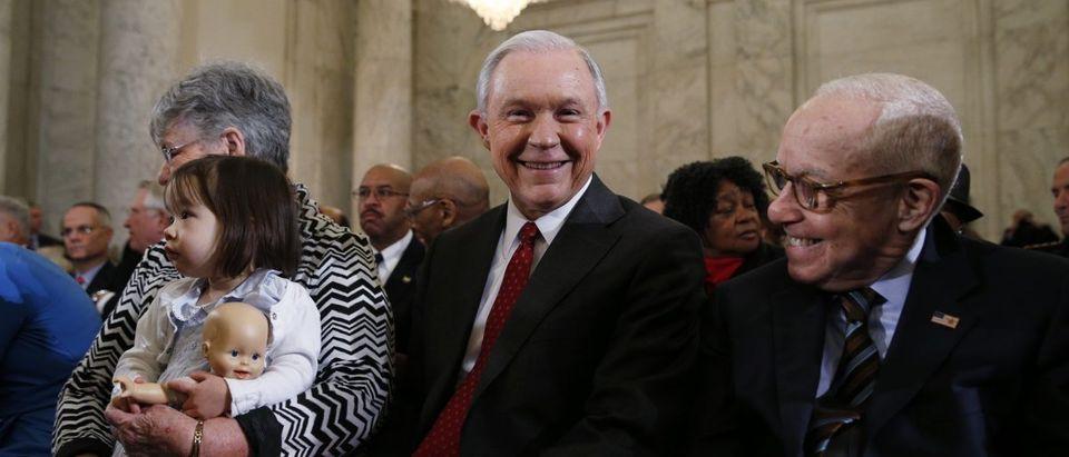 U.S. Sen. Jeff Sessions REUTERS/Kevin Lamarque