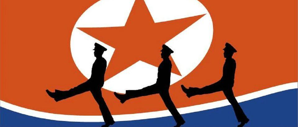 Korean propaganda Shutterstock/Seita