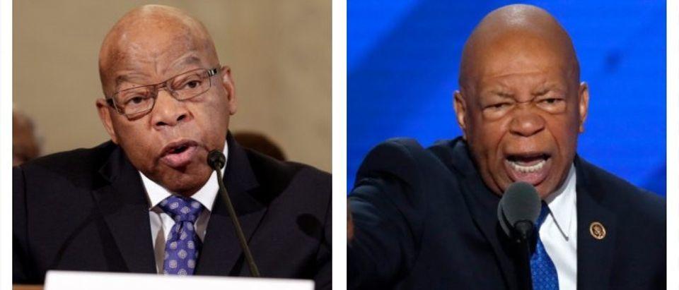 John Lewis, Elijah Cummings (Reuters Pictures)