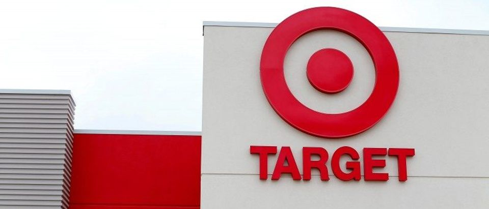 FILE PHOTO - A newly constructed Target store is shown in San Diego, California