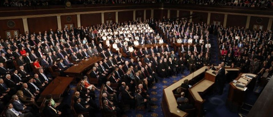 US President Trump Addresses Joint Session of Congress
