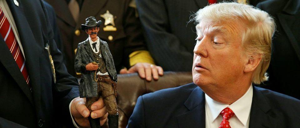 U.S. President Donald Trump