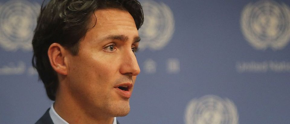 Justin Trudeau (Getty Images)