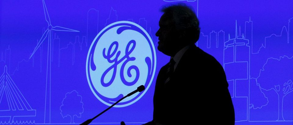 Jeff Immelt, General Electric Co. CEO
