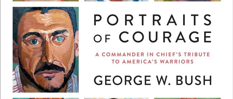 Portraits of Courage book cover (courtesy of Penguin books)