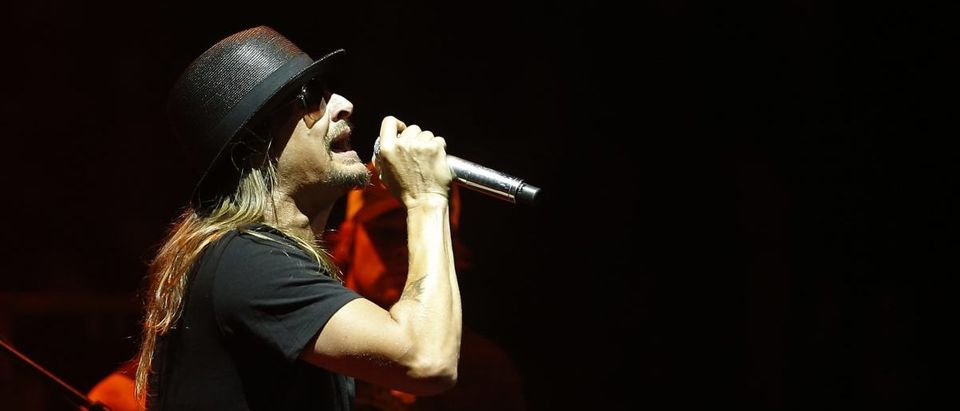 Musician Kid Rock (Credit: REUTERS/Jim Young)
